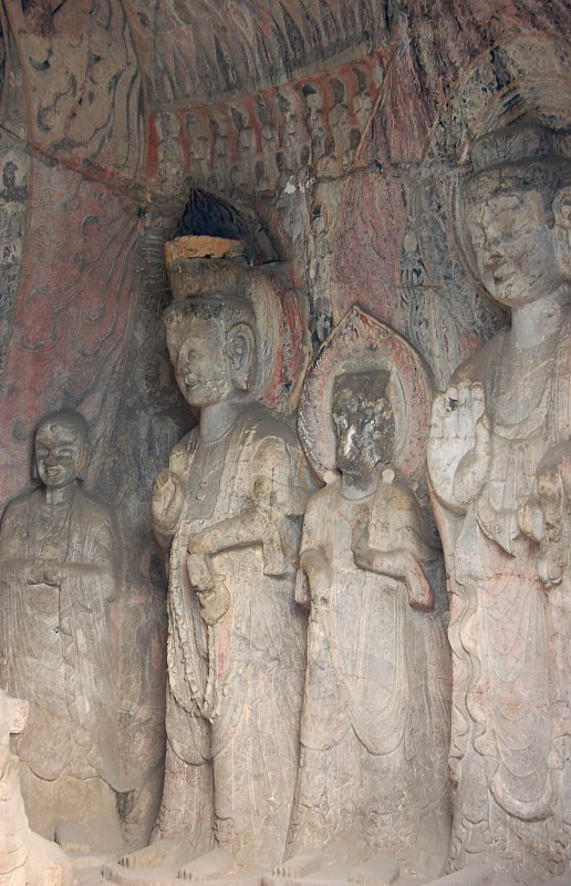 Binyang Middle Caves (Cave 140)