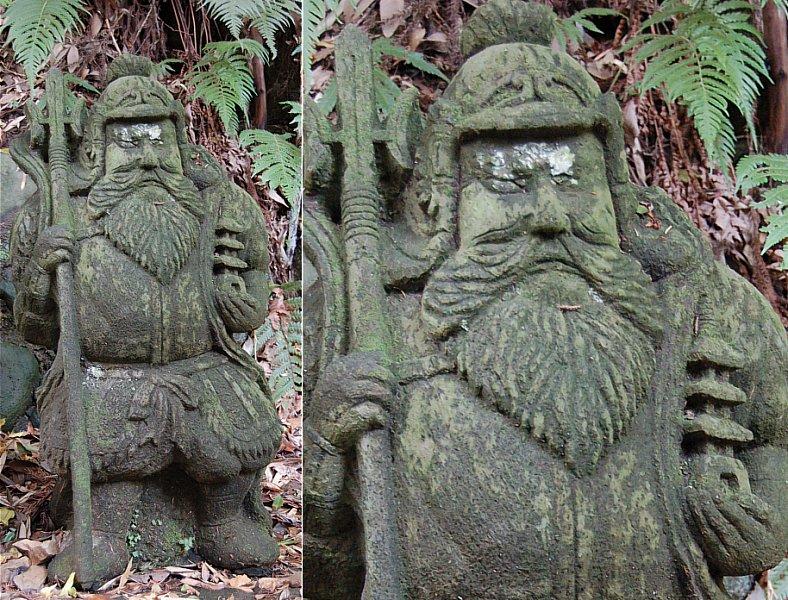 Bishamonten (Bishamon) - Lord of Treasure & Wealth, Patron of ... on