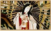 Amaterasu, by Utagawa Kunisada (1786-1865), no date given, housed at Victoria Albert Museum (London)