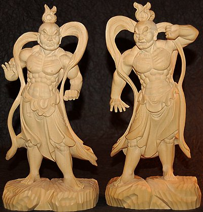 Nio Statues available for Online Purchase.