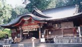Asama Shrine at Mt. Fuji