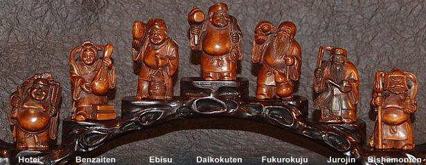7 Lucky Gods eStore