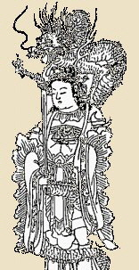 Dragon Goddess of Hakusan, Shirayamahime no Kami