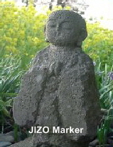 Buddhist guardian of travelers, Jizo Bosatsu