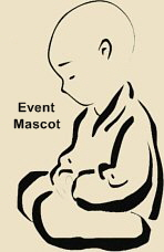 Mascot icon for the Kanhwa Son Buddhsim Conference, Retreat, and Dharma Talk