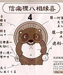 Tanuki's Eight Virtues