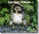 Tanuki - Japanese God of Restauranteers, Japanese Buddhism ...