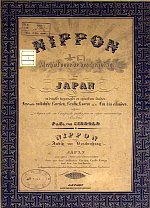 Volume One Cover of NIPPON