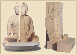 Yosegi-zukuri Carving Method; photo courtesy of magazine Meguru No. 45