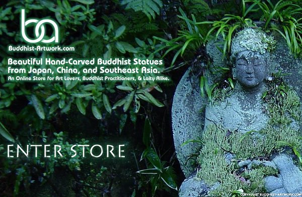 Jump to our sister site selling hand-carved wooden Buddha Statues from Japan, China, and SE Asia