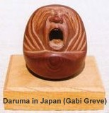 Daruma-san Blog by Gabi Greve