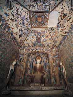 Dunhuang Cave -- Photo from expatsinchina.com