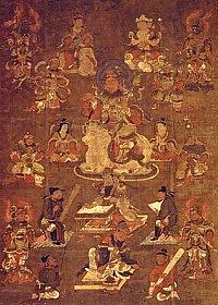 Enma-Ten mandalası