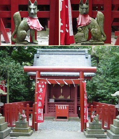 Shinto Shrine Guide - Iconography, Objects, Superstitions in ...