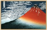 Mt. Fuji, #7, by Hokusai (from collection of Jim Breene)