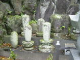 Funeral Urns at Zenyo-in (Inatori City)