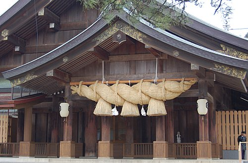 Grand Shrine of Izumo (Shimane Prefecture)