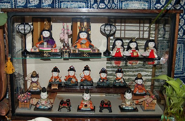Doll Collection of Keiko (Kamioka) Schumacher