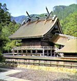 Izumo Taisha Shrine -- Oldest Shrine in Japan