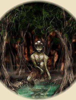 Kappa, The River Imp in Japanese Mythology