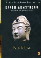Buddha, by Karen Armstrong. Click here to purchase book at Amazon.