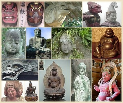 Buddhism - Photo Montage