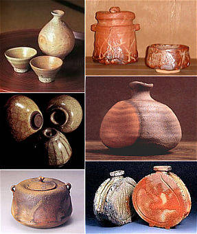 Pottery Montage