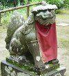 Shishi Lion Dogs Guard the Gates to Shinto Shrines