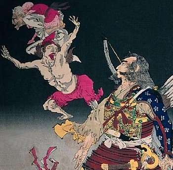 Shoki - Demon Queller of Japan (of Chinese Origin)