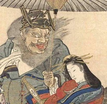 Shoki - Demon Queller of Japan (of Chinese Origin)